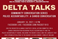 Delta-talks